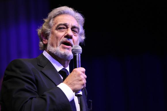 Plácido Domingo: 'Me encantaba el sentido del humor de Luciano'