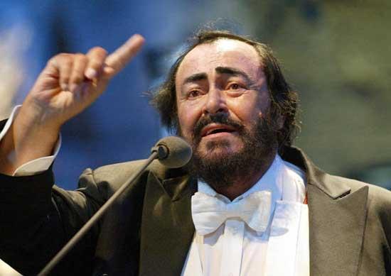 El inmenso patrimonio que deja en herencia Luciano Pavarotti