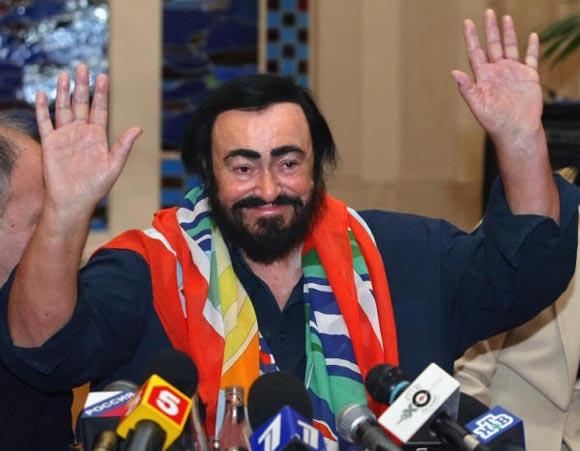 La fiscalía investiga el segundo testamento de Luciano Pavarotti