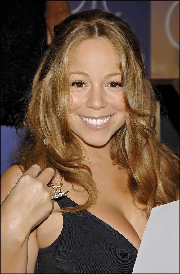 Mariah Carey: 'Si fuese a tener un hijo, me gustaría estar casada'