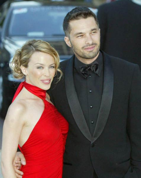 Kylie Minogue habla sobre su relación con Olivier Martínez: 'Siempre le estaré agradecida'