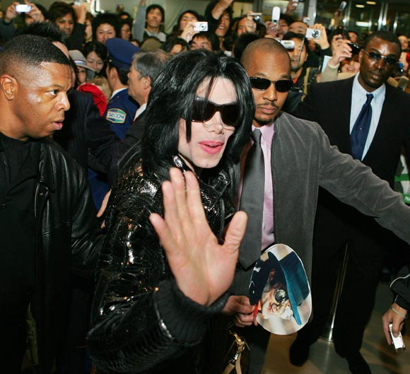 Michael Jackson consigue salvar de momento su rancho Neverland