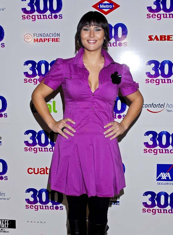 Rosa, primera ganadora de 'Operación Triunfo', muy ...
