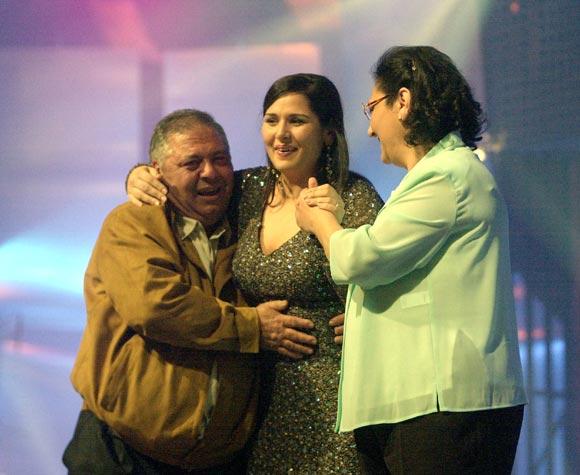 Rosa, ganadora de OT, tras la muerte de su padre: 'El vacío que nos ha dejado es grande'