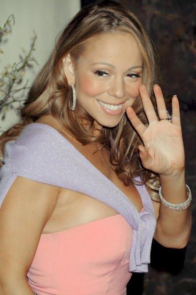 Mariah Carey confiesa en televisión que piensa en tener hijos