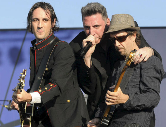 Alanis Morissette enciende con su música el escenario de Rock in Río Madrid