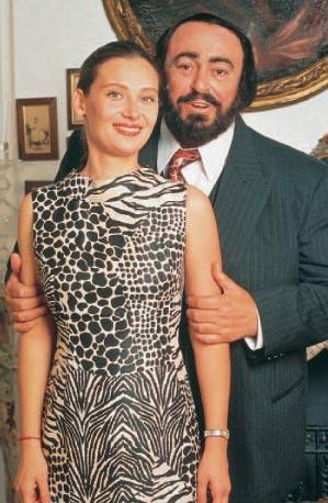 Las herederas de Pavarotti llegan a un acuerdo sobre la herencia del tenor