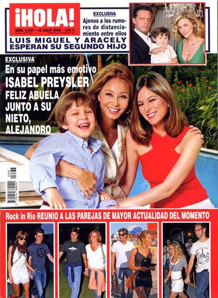 exclusiva en 161hola luis miguel y aracely ar225mbula