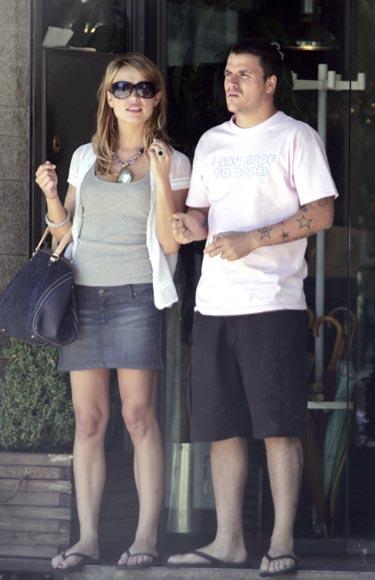Patricia Conde y Dani Martín han roto su noviazgo