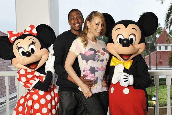 Mariah Carey recuerda su infancia en sus primeras vacaciones de casada