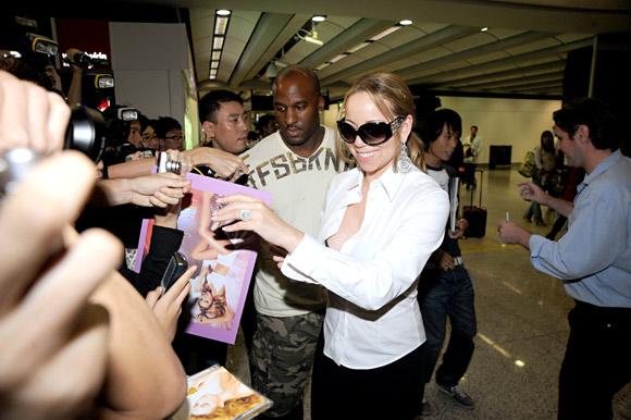 Mariah Carey y Nick Cannon, en permanente luna de miel cinco meses después de su boda