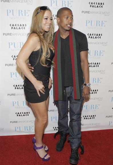 Mariah Carey organiza una lujosa fiesta de cumpleaños para su marido Nick Cannon