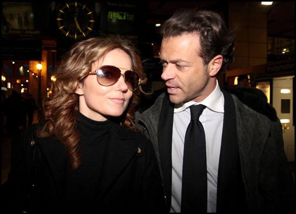 Geri Halliwell se compromete con el italiano Fabrizio Politi, tras dos meses de noviazgo
