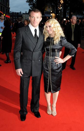 Madonna y Guy Ritchie, los detalles del acuerdo de custodia de sus hijos