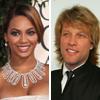 La aventura hollywoodiense de Beyoncé, Madonna, Marc Anthony, Jon Bon Jovi...