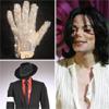 ¿Cuánto pagarías por el guante de brillantes, una chaqueta o un sombrero de Michael Jackson?