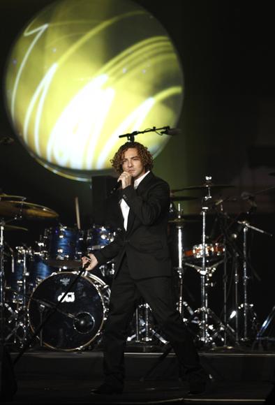Bisbal, Shaila Dúrcal y Enrique Iglesias calientan motores la noche previa a los Grammy latinos