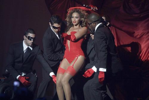 Beyoncé y su marido, Jay Z, celebran su gran triunfo en los premios MTV Europa