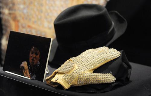 Resultado de imagen para el guante de michael jackson
