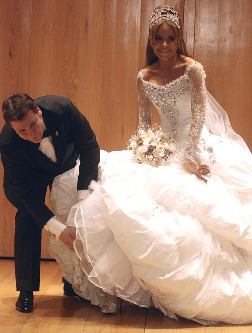 Vestidos para pajes de boda en monterrey