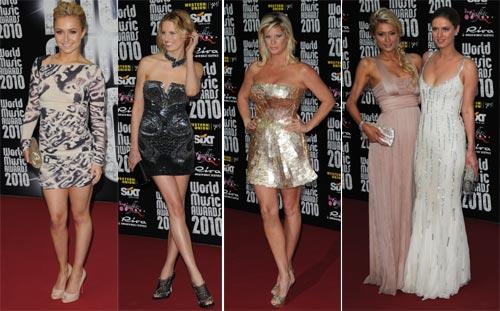 Jennifer López saca su lado 'salvaje' en los World Music Awards