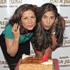 Carolina, la hija de Encarna Salazar, celebra su mayoría de edad