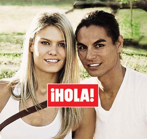 Julio Iglesias Jr. y Charisse, entrevista exclusiva en ¡HOLA! en la que nos confirman la fecha y los detalles de su boda