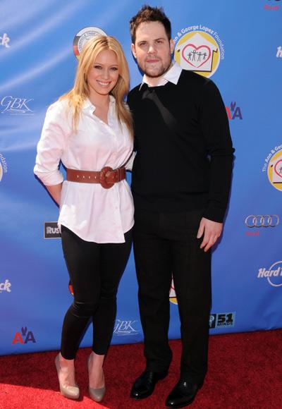 Hilary Duff y su novio, Mike Comrie, sellan su amor con su boda, por sorpresa, en California