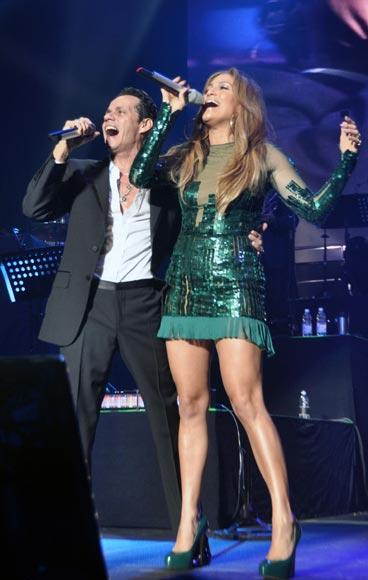 Marc Anthony y Jennifer López, ¡que se abra el telón!