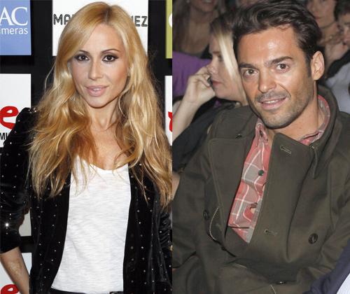 Hugo Castejón no quiso perderse la primera actuación de Marta Sánchez en Madrid