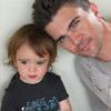 Juanes nos muestra la última fotografía de su hijo, Dante