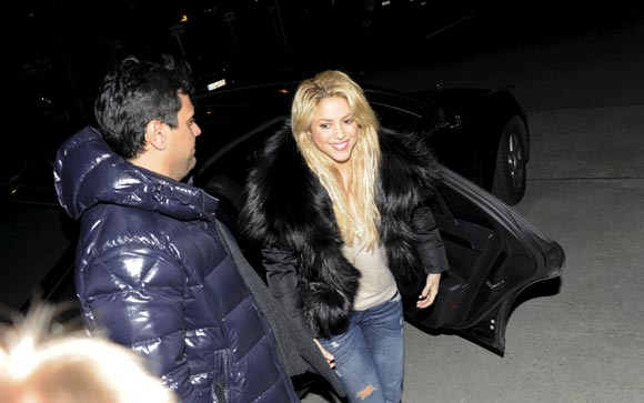 Shakira y Piqué, 'escapada' romántica a Berlín