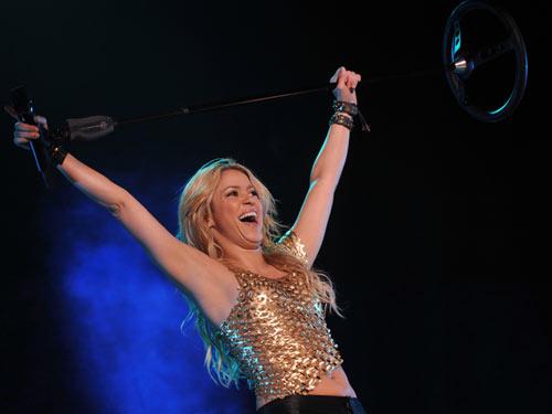 Shakira arrasa en los premios Billboard Latinos: 'Muchas gracias a toda la gente que apoya mi música, los quiero'