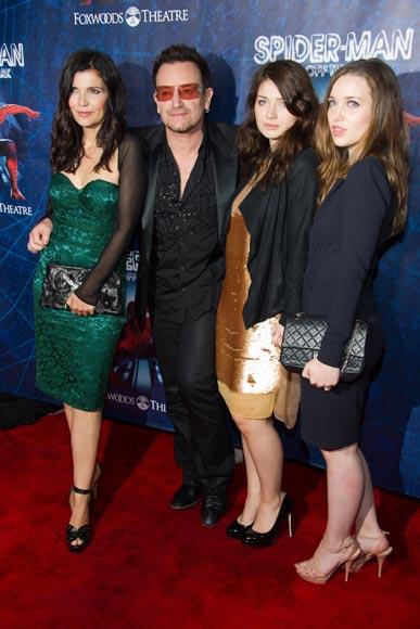 Bono Y The Edge U2 Ponen La Banda Sonora Al Musical Spiderman Uno De Los Más Caros De La Historia De Broadway Foto 1