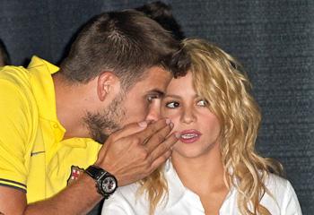 Shakira y Piqué se reencuentran en Miami para ejercer de embajadores solidarios