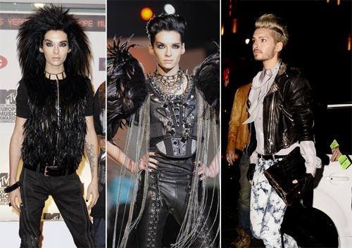 Bill Kaulitz, de Tokio Hotel