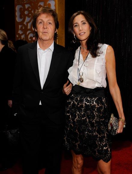 Es la tercera vez que dará el 'sí quiero': Paul McCartney prepara su inminente boda con Nancy Shevell