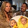 Tras casi seis meses, por fin conocemos a Monroe y Moroccan, los hijos de Mariah Carey y Nick Cannon