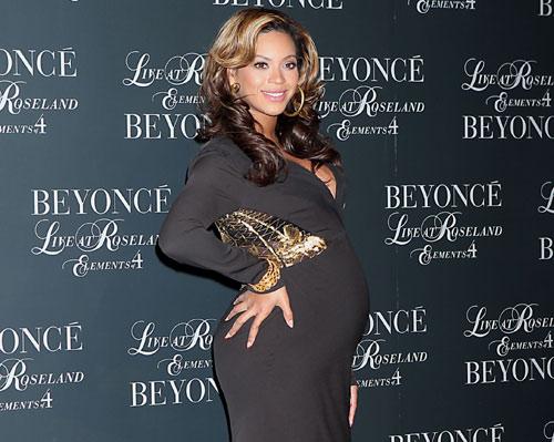 Beyoncé: 'Cuando el bebé vea mi último concierto, podrá decir que estaba en esta barriguita'