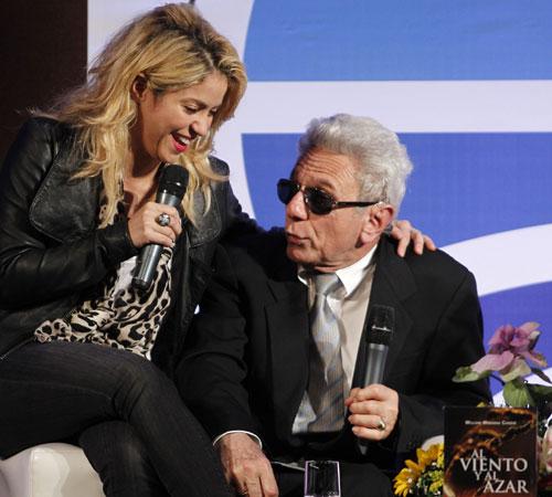 ¿Qué tienen en común el padre de Shakira y el de Piqué?