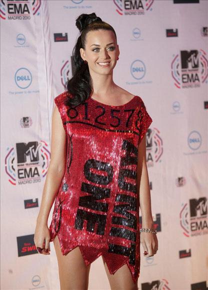 Katy Perry agradece el apoyo de sus fans tras su separación: 'Mi corazón está feliz de nuevo'