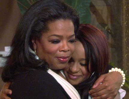 La entrevista más esperada de Oprah Winfrey con Bobbi Cristina, hija de la fallecida Whitney Houston