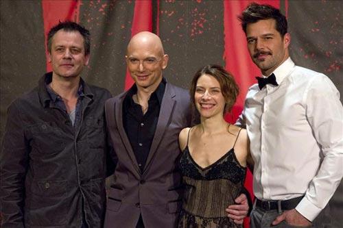 Ricky Martin vuelve a Broadway protagonizando el musical 'Evita'