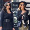 Beyonce, Tina Knowles y Blue Ivy disfrutan de un paseo con mucho estilo por las calles de Nueva York
