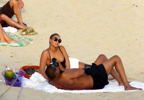 Blue Ivy hace las maletas y se va con sus papás, Beyoncé y Jay-Z, de vacaciones al Caribe