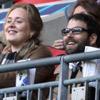 Adele consigue reconstruir los pedazos de su corazón roto al lado de Simon Konecki