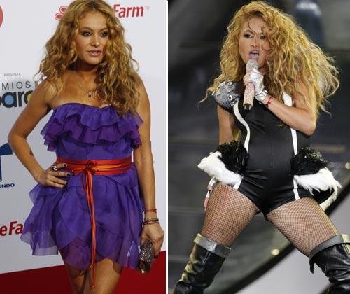 Paulina Rubio, Juanes y Michel Teló llenan el gran vacío de Enrique Iglesias y Shakira en los Billboard latinos