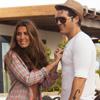 Manu Tenorio y Silvia Casas, días de trabajo y amor en Lanzarote