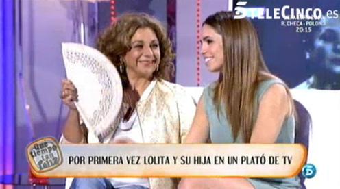 Recuerdos de su infancia, su carrera, la sorpresa de su hija Elena... La entrevista más emotiva de Lolita