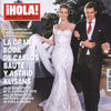 Esta semana en ¡HOLA!: La gran boda de Carlos Baute y Astrid Klisans